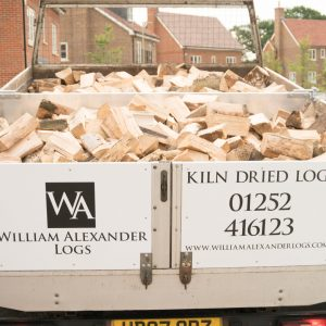 Kiln-Dried Hardwood Loads